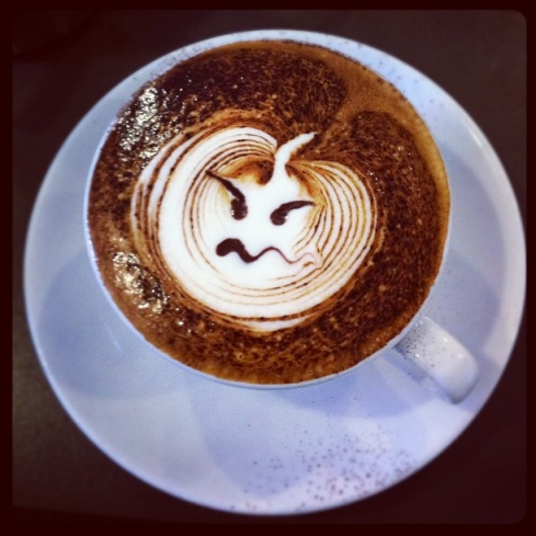 halloween coffee two
